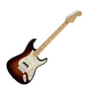 Fender American Elite Stratocaster - 3-Tone Sunburst, Maple