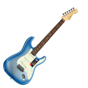 Fender American Elite Stratocaster, Rosewood - Sky Burst Metallic