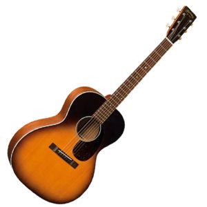 Martin 00-17S WHISKEY SUNSET Acoustic Guitar