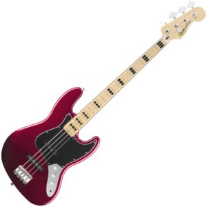 Squier '70 Vintage Modified Jazz Bass - Candy Apple Red
