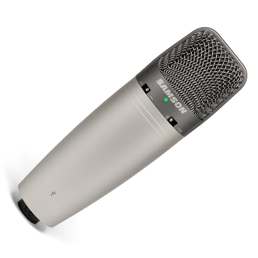 samson c03u usb large diaphragm condenser usb microphone nz. Black Bedroom Furniture Sets. Home Design Ideas