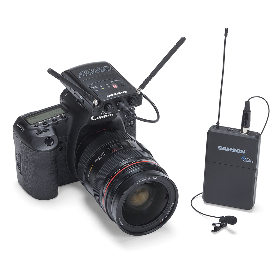 Samson Concert 88 Camera