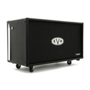 EVH 5150 III 2 x 12 Straight Cabinet - Black
