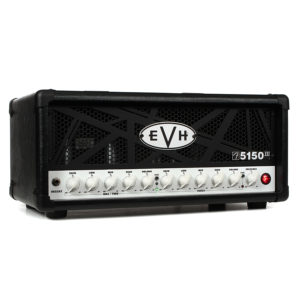 EVH 5150 III Mini 50W Tube Head - Black