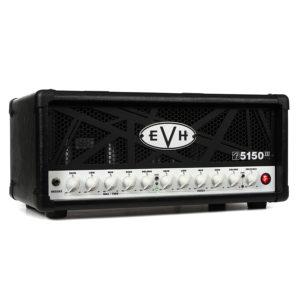 EVH 5150 III Mini 50W Tube Head - Black