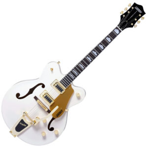 Gretsch G5422TDCG Electromatic Hollowbody - Snow Crest White