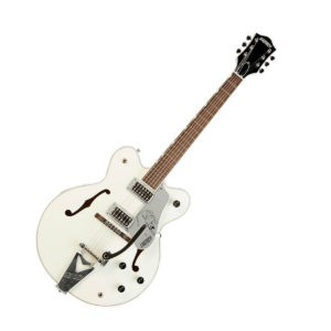 Gretsch G6137TCB Panther Center-Block - White