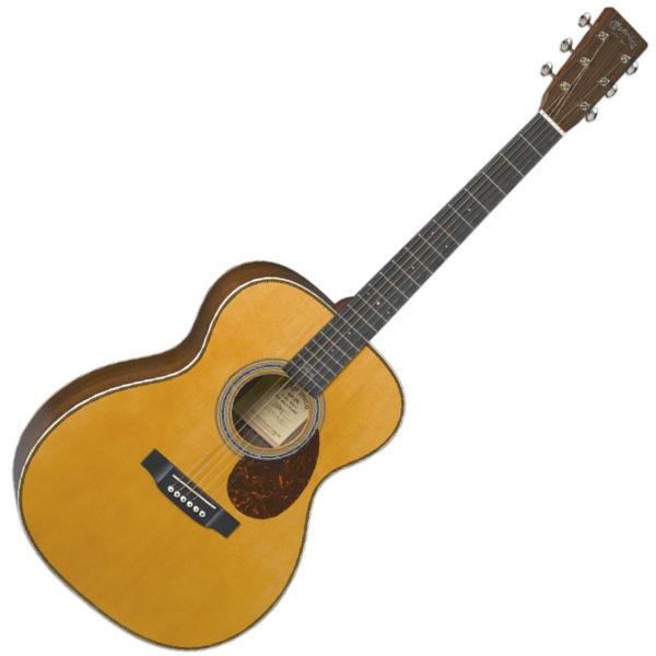 Martin OMJM-John-Mayer Acoustic Electric Guitar