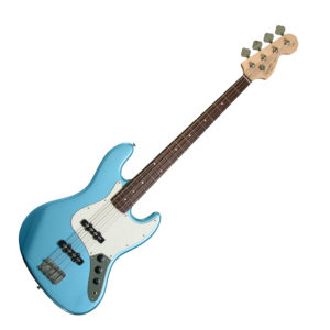 Squier Affinity Series Jazz Bass - Lake Placid Blue