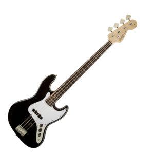Squier Affinity Series Jazz Bass - black