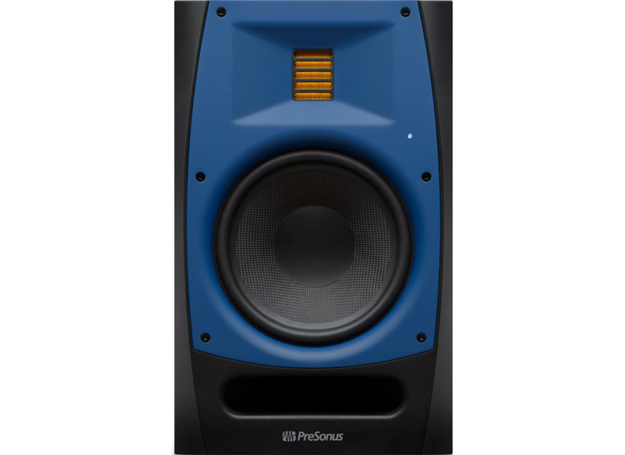 presonus r80 active studio monitors music machine musical instruments nz guitars nz. Black Bedroom Furniture Sets. Home Design Ideas