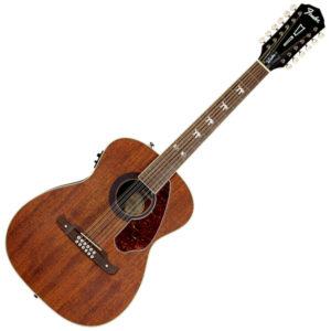 Fender Tim Armstrong Hellcat-12 - Natural Mahogany