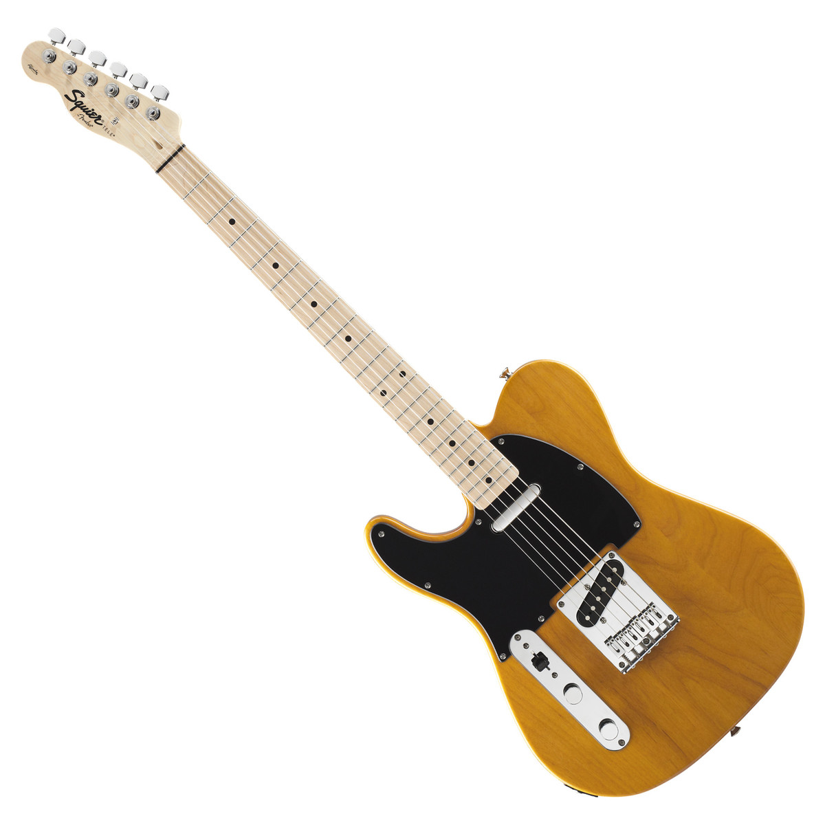 Squier Affinity Series Telecaster - Butterscotch Blonde left hand
