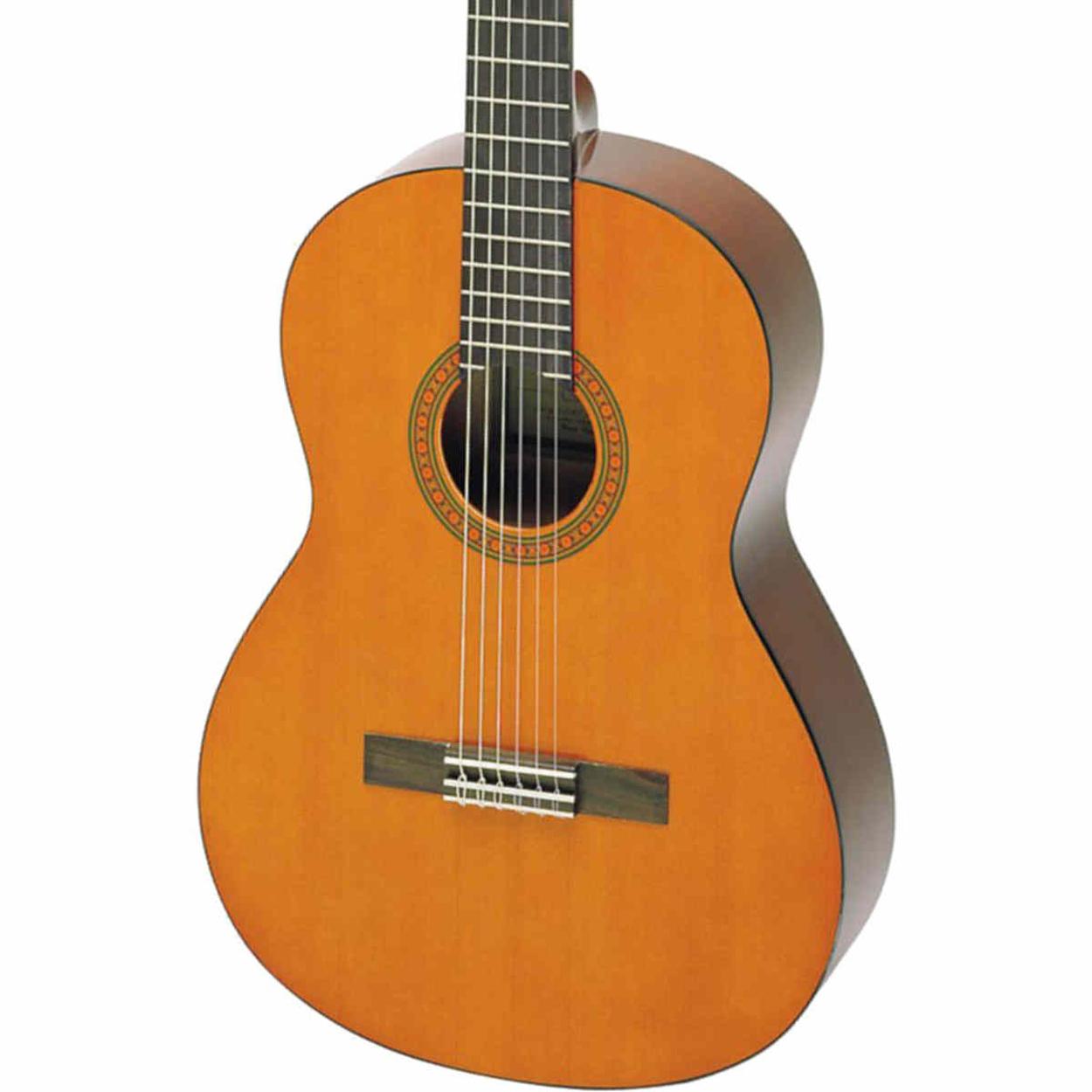 yamaha cs40 7 8 acoustic classical guitar music machine nz. Black Bedroom Furniture Sets. Home Design Ideas