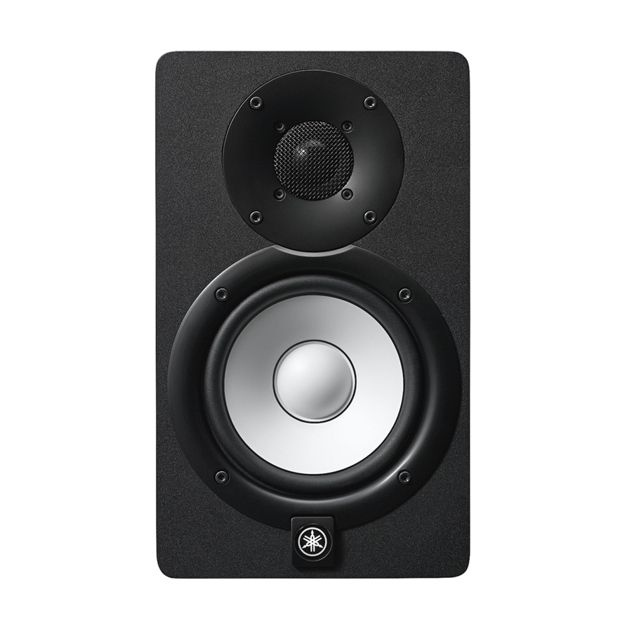 yamaha hs5 5 studio monitor music machine nz. Black Bedroom Furniture Sets. Home Design Ideas