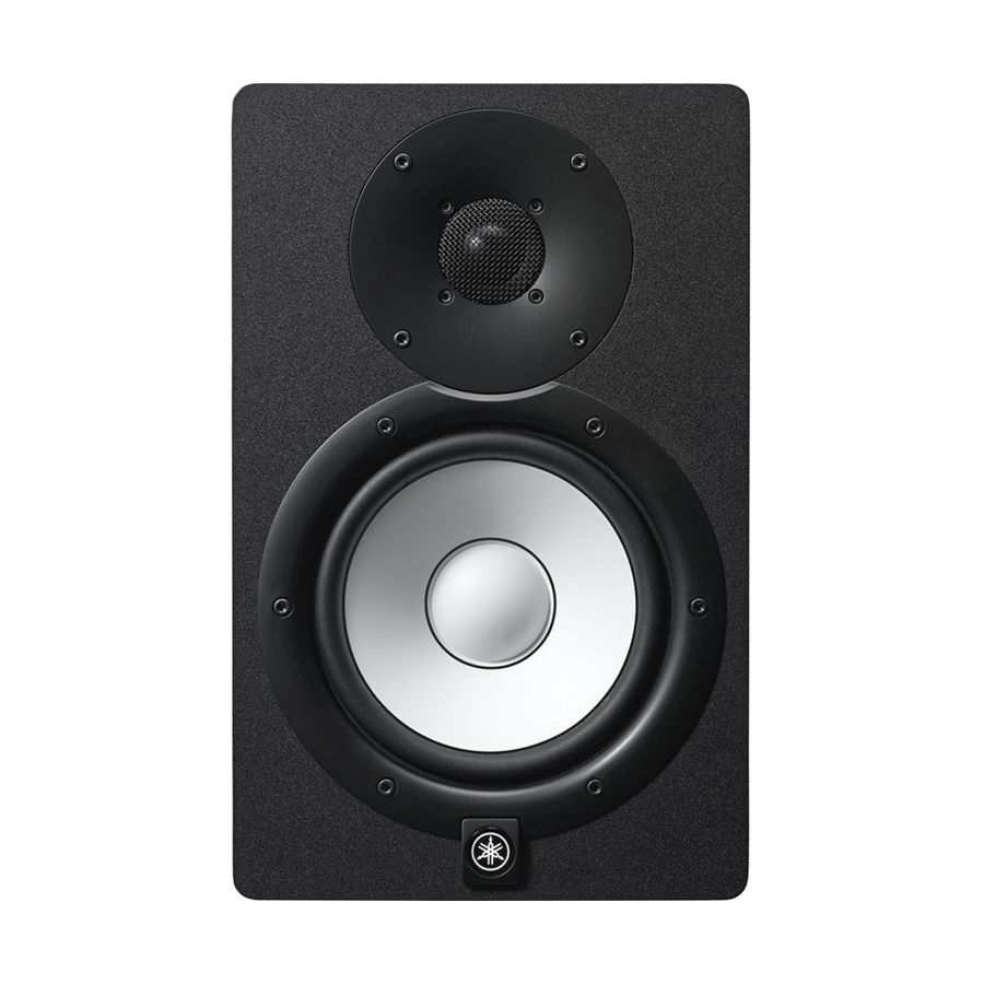 yamaha hs7 6 5 studio monitor music machine nz. Black Bedroom Furniture Sets. Home Design Ideas