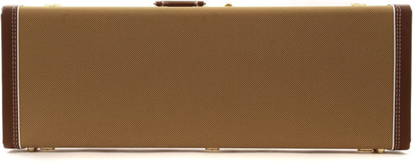 Fender Deluxe Strat/Tele Case
