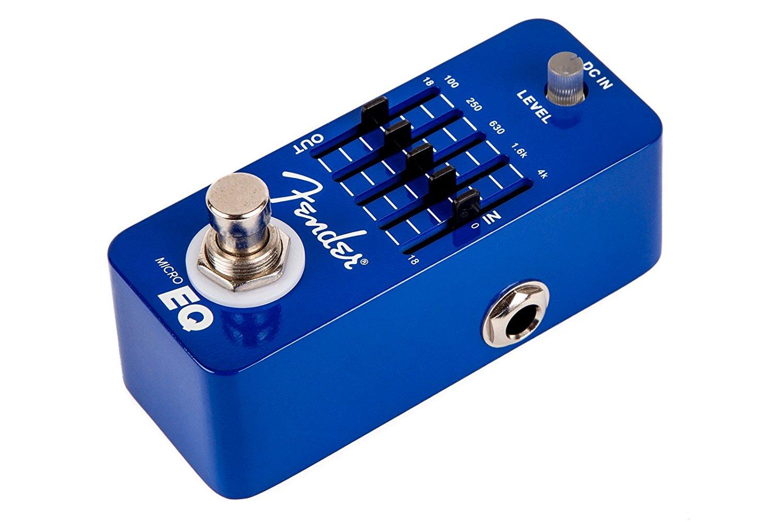 fender micro eq mini equalizer pedal music machine musical instruments nz guitars nz. Black Bedroom Furniture Sets. Home Design Ideas