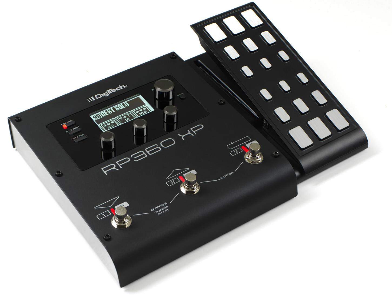 digitech rp360xp guitar multi effects pedal music machine musical instruments nz guitars nz. Black Bedroom Furniture Sets. Home Design Ideas