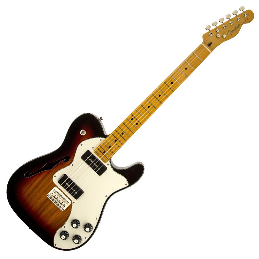 Fender Modern Player Telecaster Thinline : fender modern player telecaster thinline deluxe 3tsb music machine nz ~ Vivirlamusica.com Haus und Dekorationen