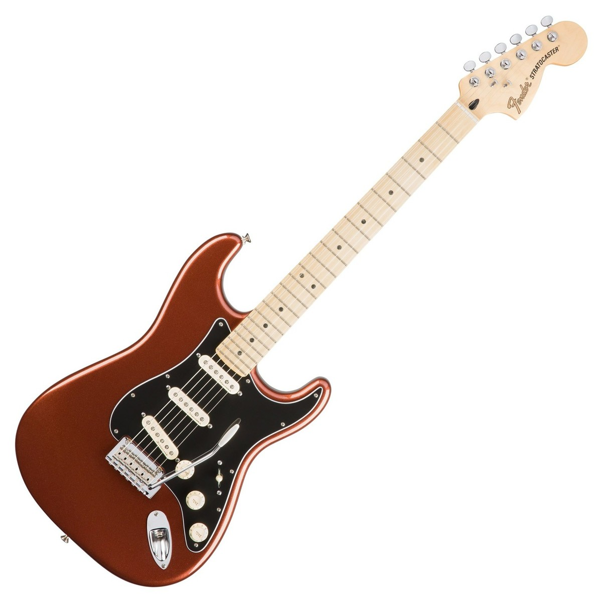 Fender Deluxe Roadhouse Stratocaster Classic Copper
