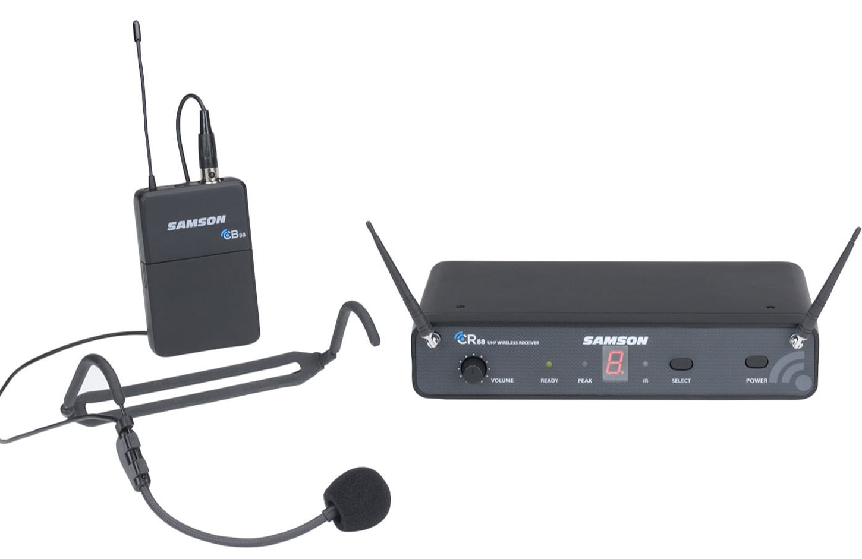Samson Concert 88 Wireless Headset System