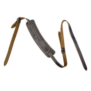 Fender Vintage-Style Distressed Leather Straps