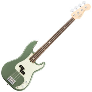 Fender American Professional Precision Bass Antique Olive
