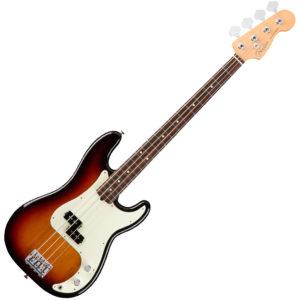 Fender American Professional Precision Bass 3 Tone Sunburst