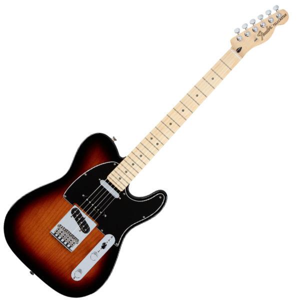 Fender Deluxe Nashville Tele 2 Tone Sunburst