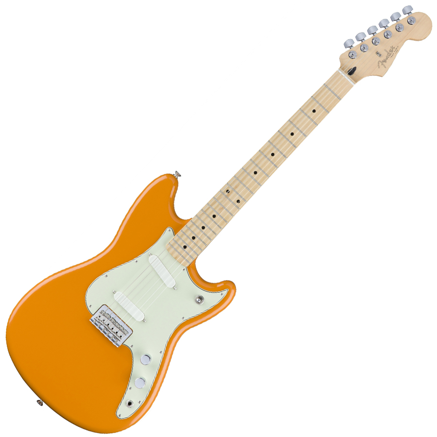 Fender Duo-Sonic Capri Orange