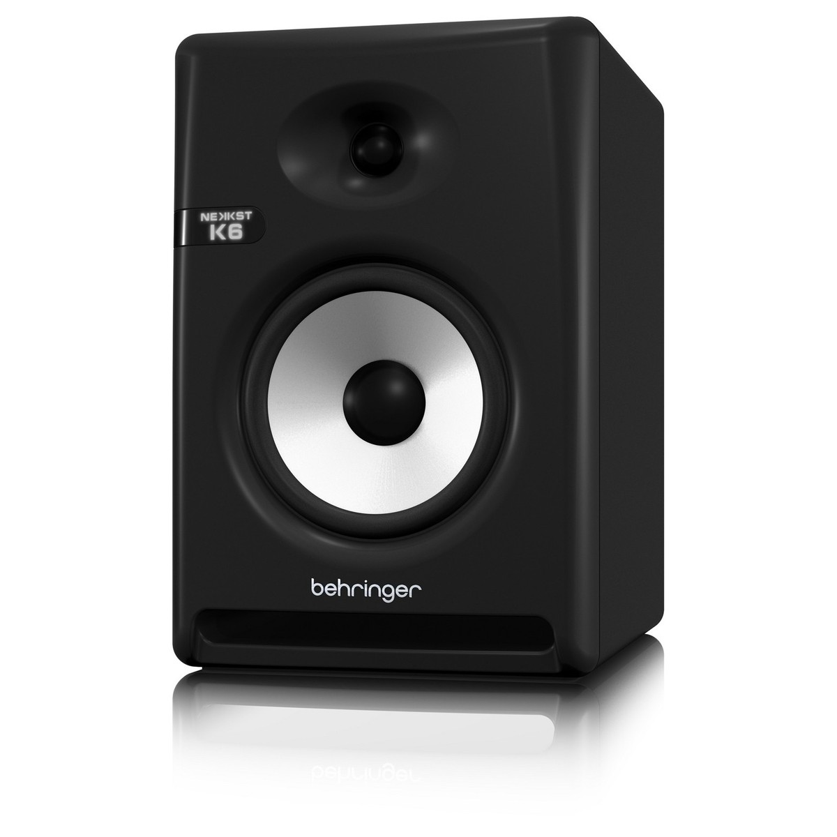 behringer k6 6 5 powered studio monitor music machine musical instruments nz guitars nz. Black Bedroom Furniture Sets. Home Design Ideas