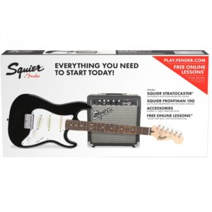 Squier Strat Pack