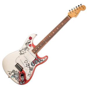 Fender Jimi Hendrix Monterey