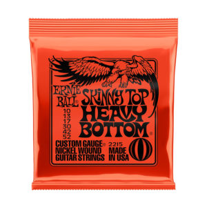 Ernie Ball Skinny Top/Heavy Bottom
