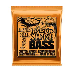 Ernie Ball 2833 Hybrid Slinky