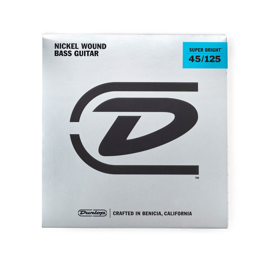 DUNLOP SUPER BRIGHT BASS