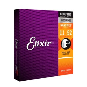 Elixir 80/20 Custom Light