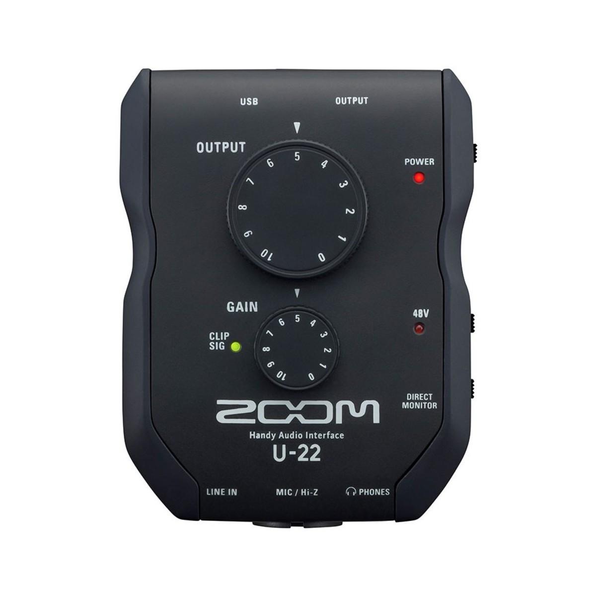 Zoom U-22