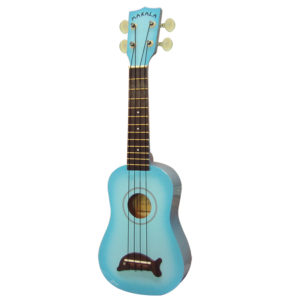 Makala Dolphin Light Blue Burst