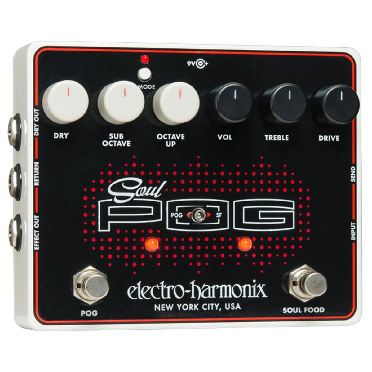 Electro-Harmonix Soul Pog