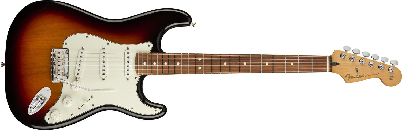 Fender Player Stratocaster 3-Color Sunburst