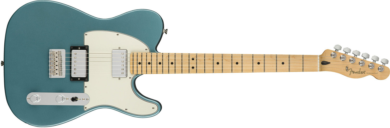 Fender Player Telecaster HH Tidepool Maple Fretboard