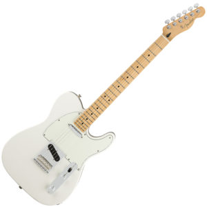 Fender Player Telecaster Polar White Maple