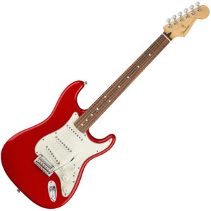 Fender Player Stratocaster Sonic Red