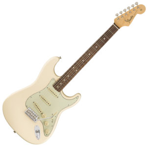 Fender American Original '60s Stratocaster Olympic White