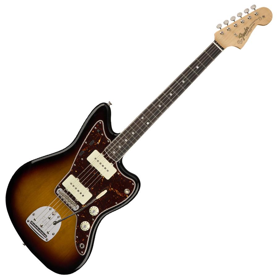 Fender American Original '60s Jazzmaster 3-color Sunburst