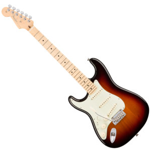 Fender American Professional Stratocaster Left-handed 3-Colour Sunburst