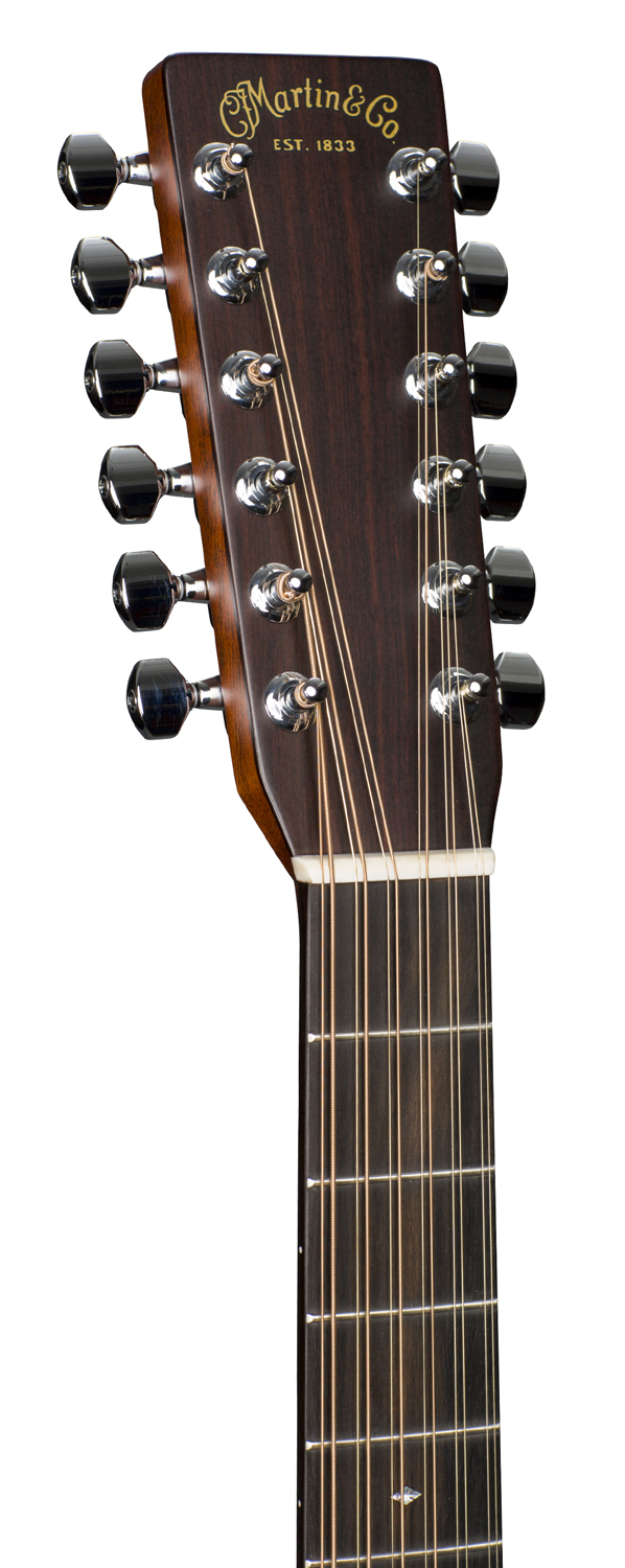 martin hd12 28 2108 12 string dreadnought acoustic guitar music machine musical. Black Bedroom Furniture Sets. Home Design Ideas
