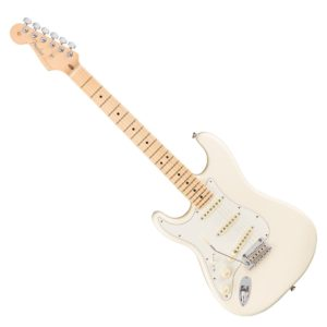 Fender American Professional Stratocaster Left-handed Olympic White